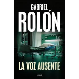 Libro La Voz Ausente - Gabriel Rolón - 9789500439817