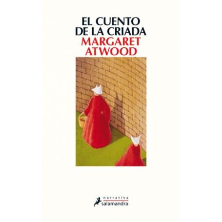 Libro El Cuento de la Criada - Margaret Atwood - 9788498388015