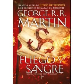 Libro Fuego y Sangre - George R.R. Martin - 9789506444815
