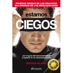 Libro Estamos Ciegos - Jürgen Klaric - 9789501296570