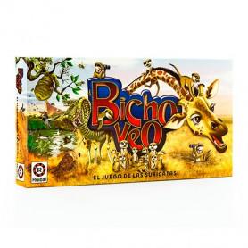 Juego Bicho Veo: El juego de las suricatas