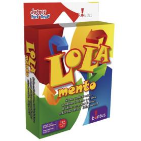 Juego de cartas: Lola Mento