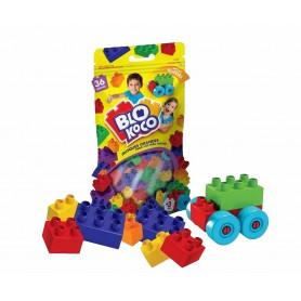 Bolsa Blokoco de 24 piezas