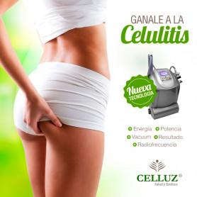 Tratamiento para celulitis con Criolipólisis por 4 sesiones