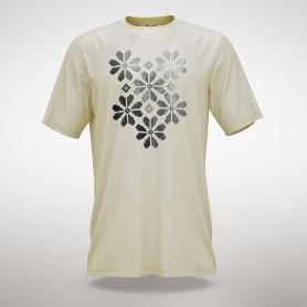 "Remera de algodón ""Flores"" - Myto"