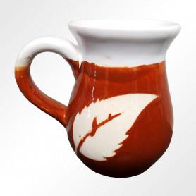 Jarrito artesanal para café - Cerámica Otumpa