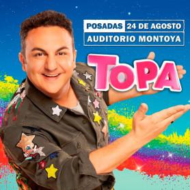 Entradas para Topa, El Viajero