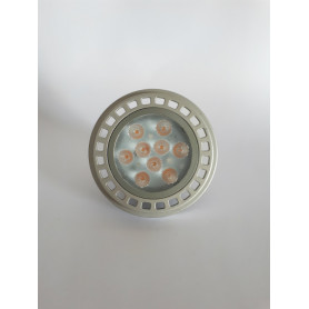 Lámpara LED AR111 9w
