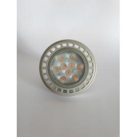 Lámpara LED AR111 9w