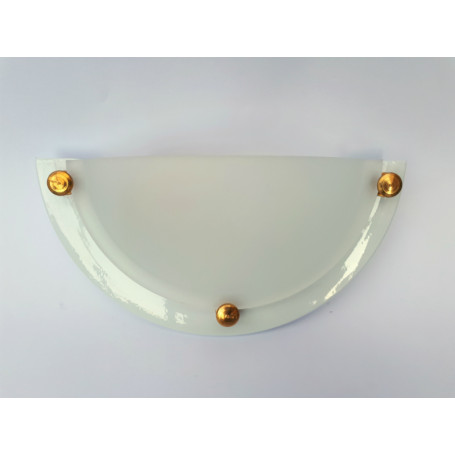 Difusor Vidrio Satinado 25cm