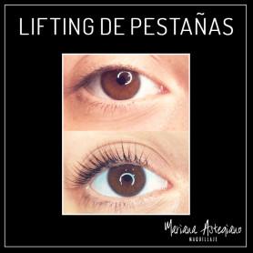 Lifting de Pestaña - Mariana Astegiano