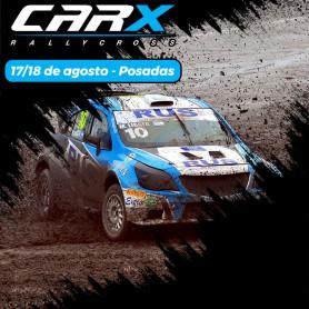 Entradas para el Rally Cross Argentino - Autódromo Rosamonte -Portón 1