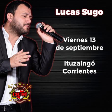 Lucas Sugo en Ituzaingó Corrientes