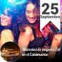 Mujeres 2x1 en el catamarán - Rodizio de pizzas - Miércoles 25 de septiembre