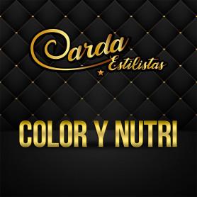 Voucher para Color + Nutrición - Carda Estilistas