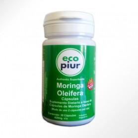 Eco Piur - Suplemento dietario a base de Moringa Oleifera
