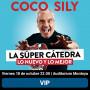Coco Sily en Posadas - La súper cátedra, lo nuevo y lo mejor - Vip