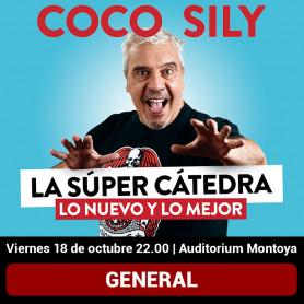 Coco Sily en Posadas - La súper cátedra, lo nuevo y lo mejor - General