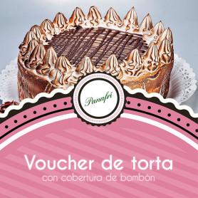 Voucher de tortas - cobertura de Bombón - Panafrí