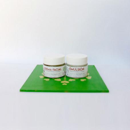 Promoción - Crema facial + Emulsión facial