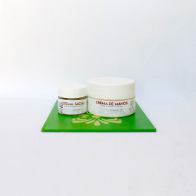 Promoción - Crema facial + Crema de manos