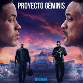 Proyecto Géminis IMAX