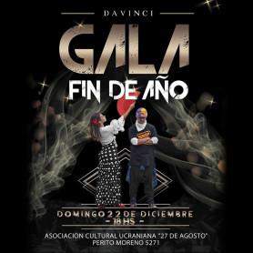 Academia Da Vinci - Gala de fin de año 2019