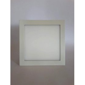 Panel Cuadrado p/embutir LED 18W