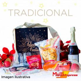 Caja navideña Tradicional - Multi Express