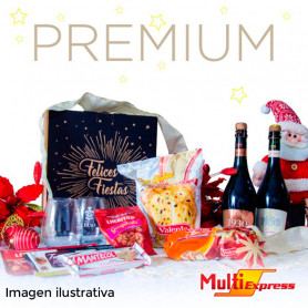 Caja navideña Premium - Multi Express