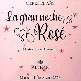 Cierre de Año - La Gran Noche Rosé - Salón Alvear