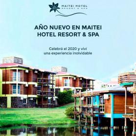 Cena de Año Nuevo en Maitei Hotel Resort & Spa