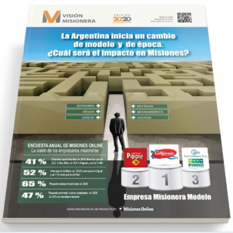 Visión Misionera: las perspectivas 2020 - Anuario Económico de Misiones Online