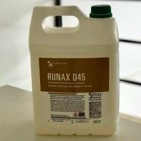 Limpiador concentrado para alfombra y tapizados - Runax D45
