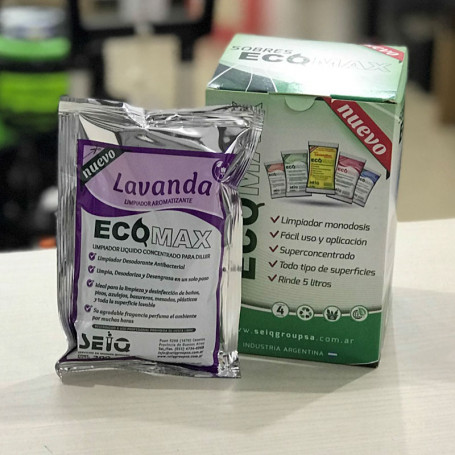 Limpiador aromatizante lavanda - ECOMAX