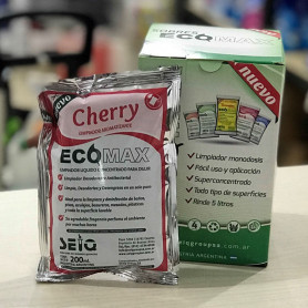 Limpiador aromatizante cherry - ECOMAX