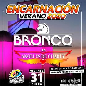 Bronco y Los Ángeles de Charly