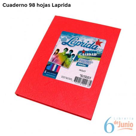 Cuaderno por 98 Hojas - Láprida