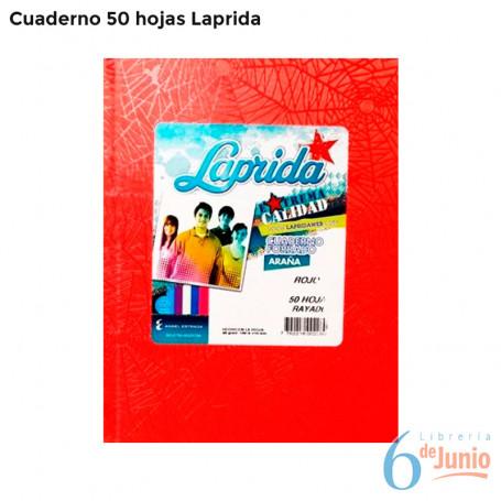 Cuaderno por 50 Hojas - Láprida