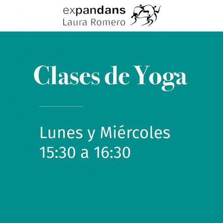 Clases de yoga - Expandans