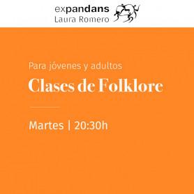 Clases de Folklore - Expandans
