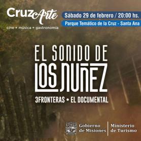 Entradas para el show Cruzarte - 3 Fronteras El Sonido de Los Nuñez - Cruz de Santa Ana