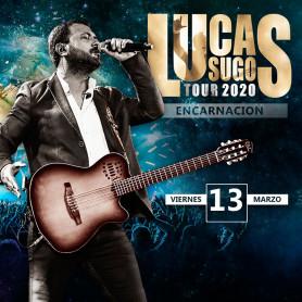 Lucas Sugo en Encarnación - Tour 2020