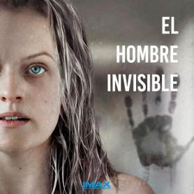 El Hombre Invisible IMAX 2D