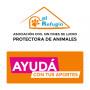 Donaciones para El Refugio (Asociación Protectora de Animales-Posadas)