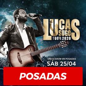Lucas Sugo en UMMA Posadas