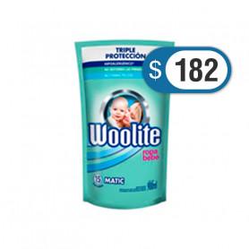 Jabón líquido ropa todos los días bebé repuesto Woolite 900 ML