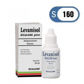 Antiparasitario Levamisol oral gotas x 20 ml