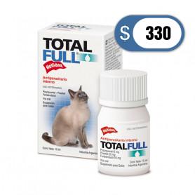 Antiparasitario Total Full Suspensiòn Oral  Gatos