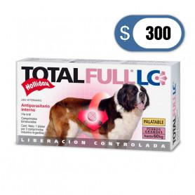 Antiparasitario Total Full hasta 60 kg - Perros